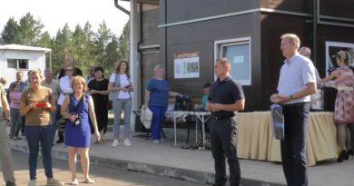 Жители Тулуна получили ключи от новых квартир