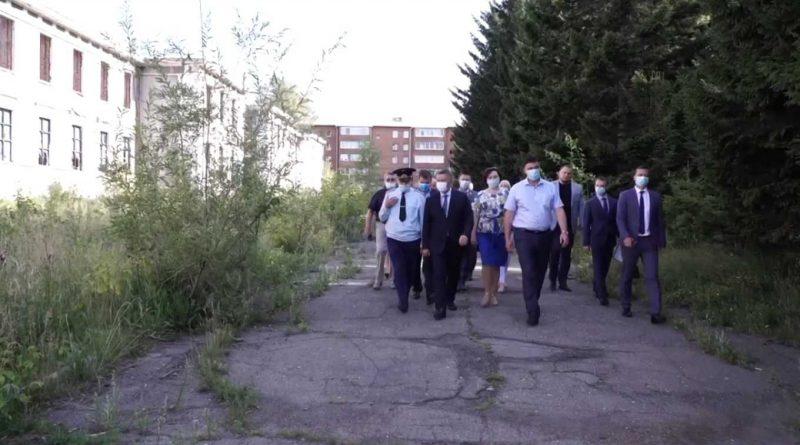 Суворовское военное училище планируют построить на территории ИВВАИУ