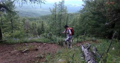 Горный туризм в Иркутской области
